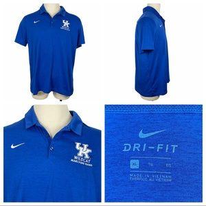 Brand New University of Kentucky Band Nike DriFit